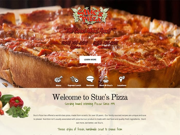 Stuc's Pizza