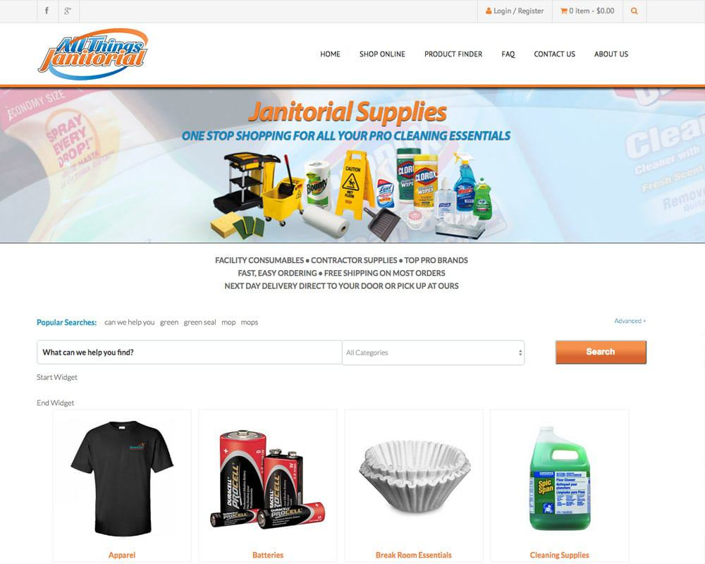 All Things Janitorial