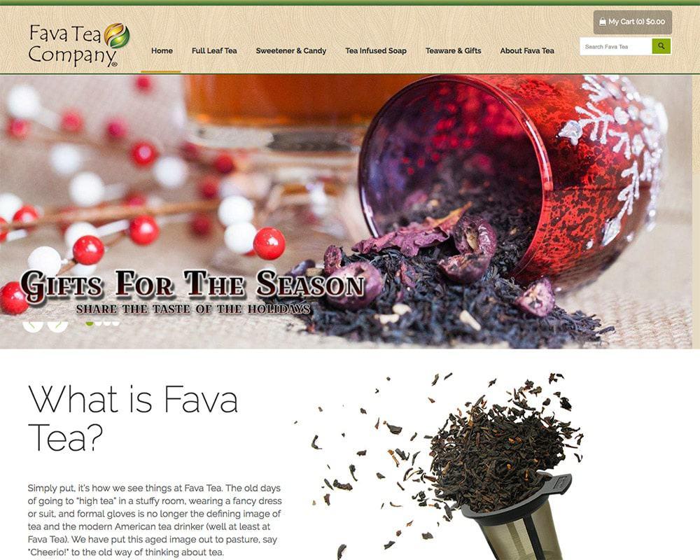 Fava Tea Company