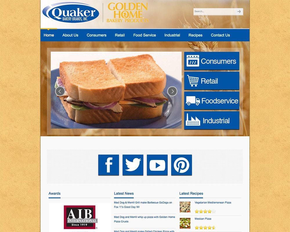Quaker Bakery Brands